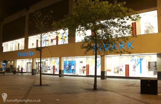 Primark in Nottingham