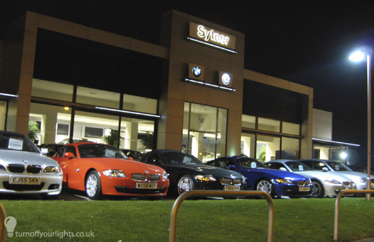 Sytner BMW, Lenton Lane, Nottingham