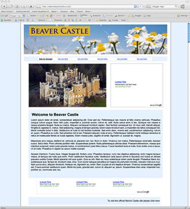 Beaver Castle